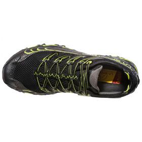 La Sportiva Ultra Raptor Running Shoes Men black/apple green